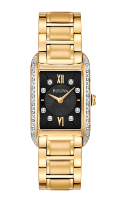 Bulova Diamond Watch 98R228 product image