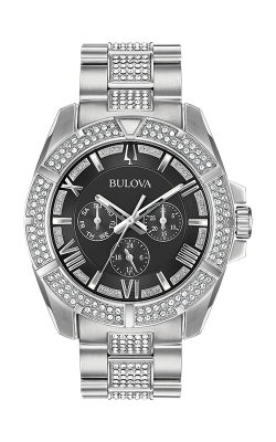 Bulova Crystal Watch 96C126