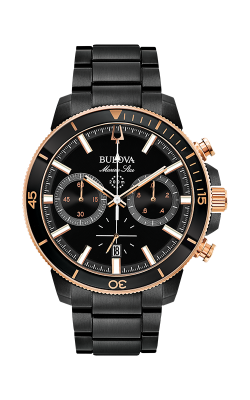 Bulova Marine Star Watch 98B302