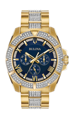 Bulova Crystals Watch 98C128 product image