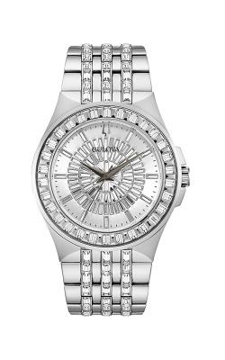 Bulova Crystal Watch 96A236