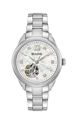 Bulova Diamond Watch 96P181