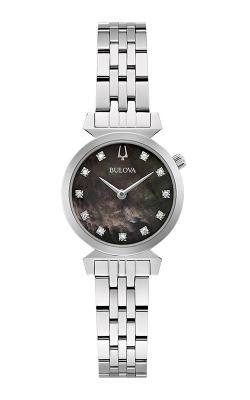 Bulova Diamond Watch 96P221