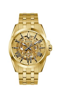 Bulova Automatic Watch 97A162