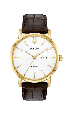 Bulova Classic Automatic Watch 97C107