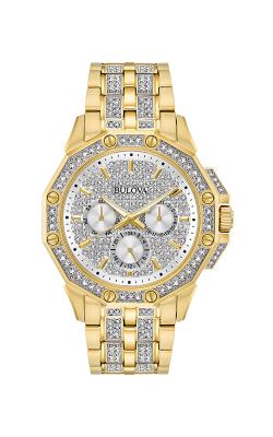 Bulova Crystal Watch 98C126
