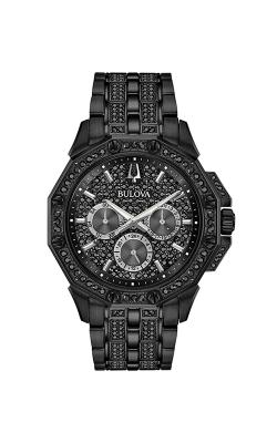 Bulova Crystal Watch 98C134