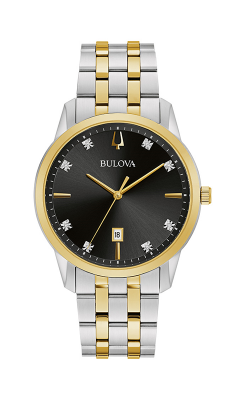 Bulova Diamond Watch 98D165
