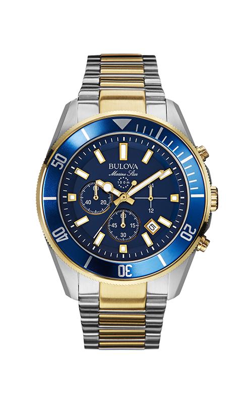 Bulova Marine Star Watch 98B230 product image