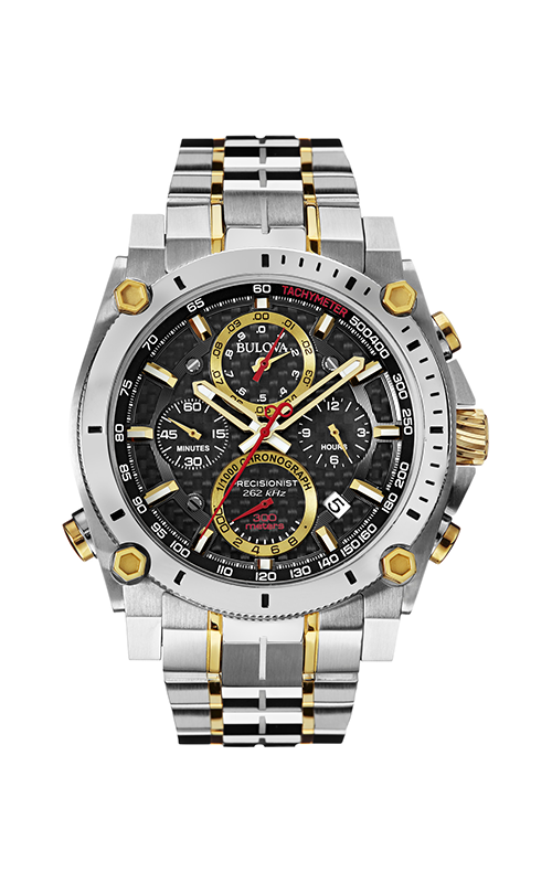 Bulova Precisionist Watch 98B228 product image