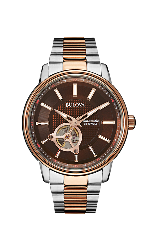 Bulova Automatic Watch 98A140 product image