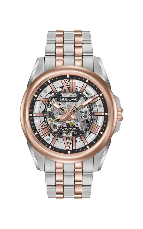 Bulova Automatic Watch 98A166 product image