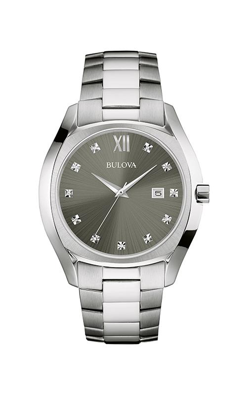 Bulova Diamond Watch 96D122 product image
