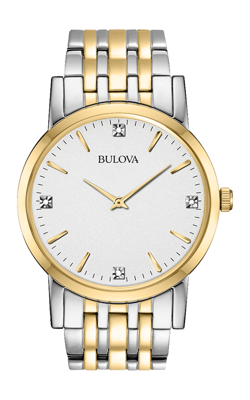 Bulova Diamond Watch 98D114 product image
