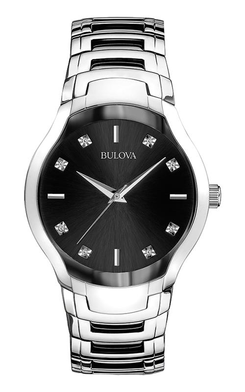 Bulova Diamond Watch 96D117 product image
