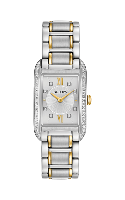 Bulova Diamond Watch 98R227 product image