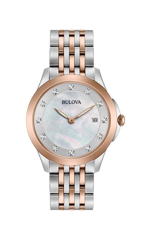 Bulova Diamond Watch 98P162 product image