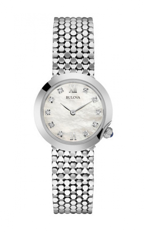 Bulova Diamond Watch 96P163 product image