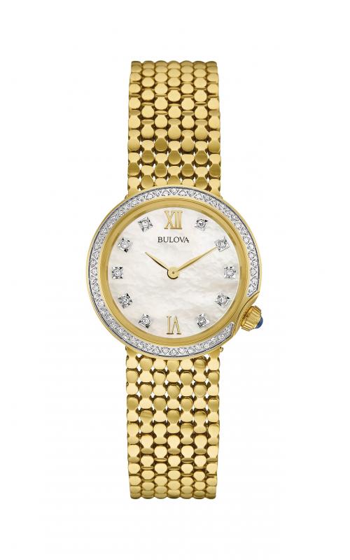 Bulova Diamond Watch 98R218 product image