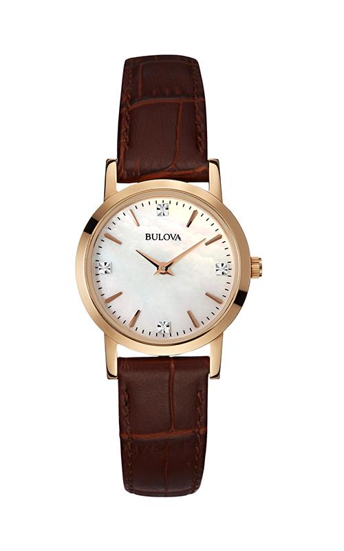 Bulova Diamond Watch 97P105 product image