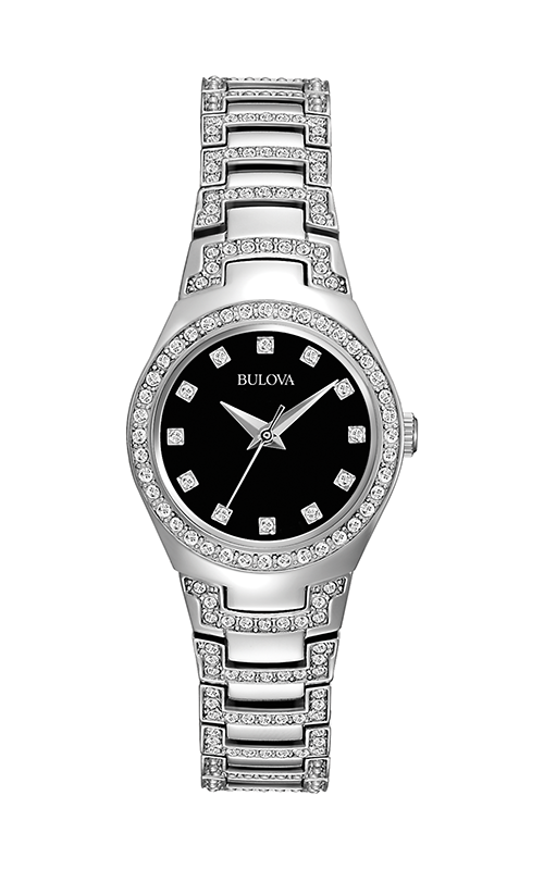 Bulova Crystals Watch 96L170 product image