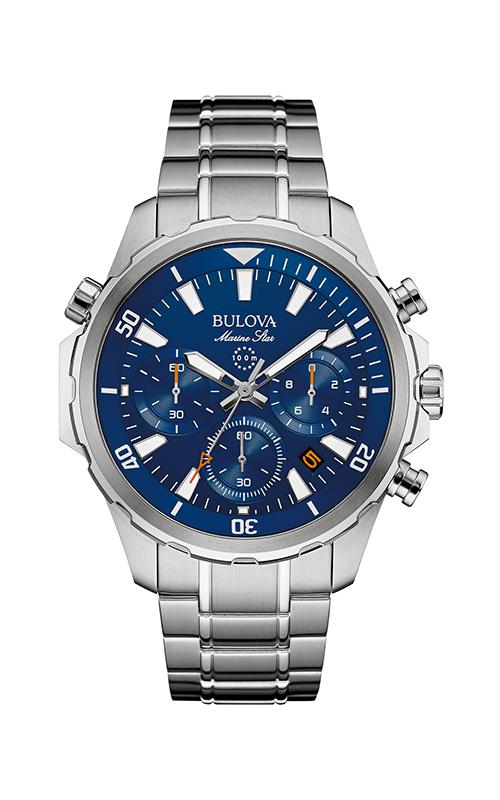 Bulova Marine Star Watch 96B256 product image
