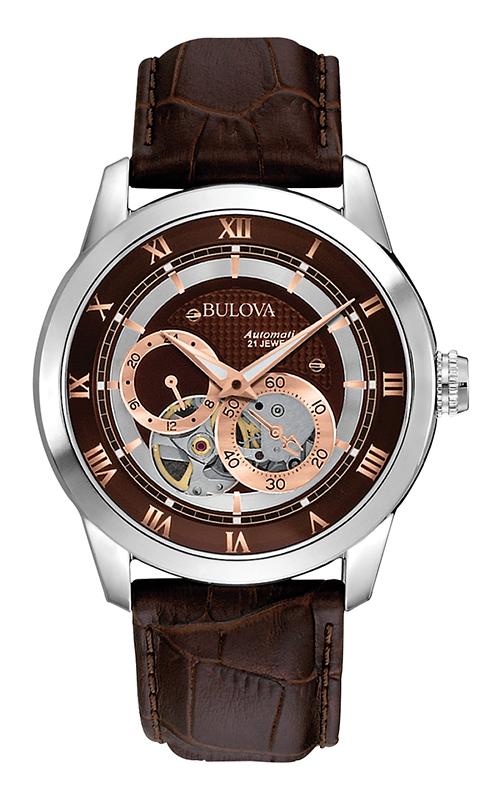 Bulova Automatic Watch 96A120 product image