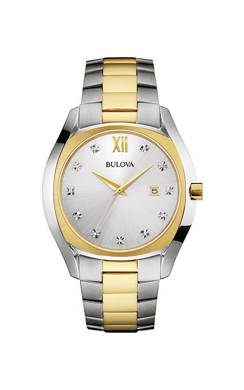 Bulova Diamond Watch 98D125 product image