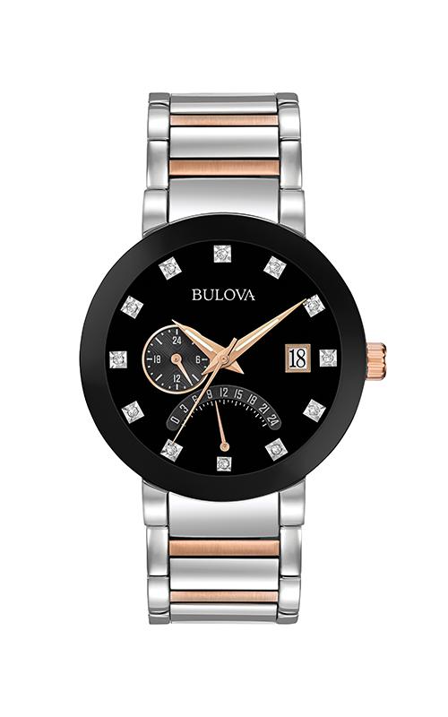 Bulova Diamond Watch 98D129 product image
