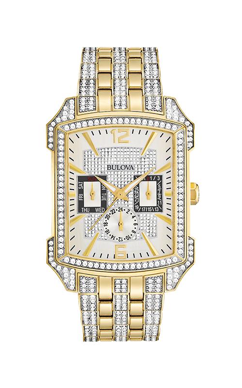 Bulova Crystal Watch 98C109 product image