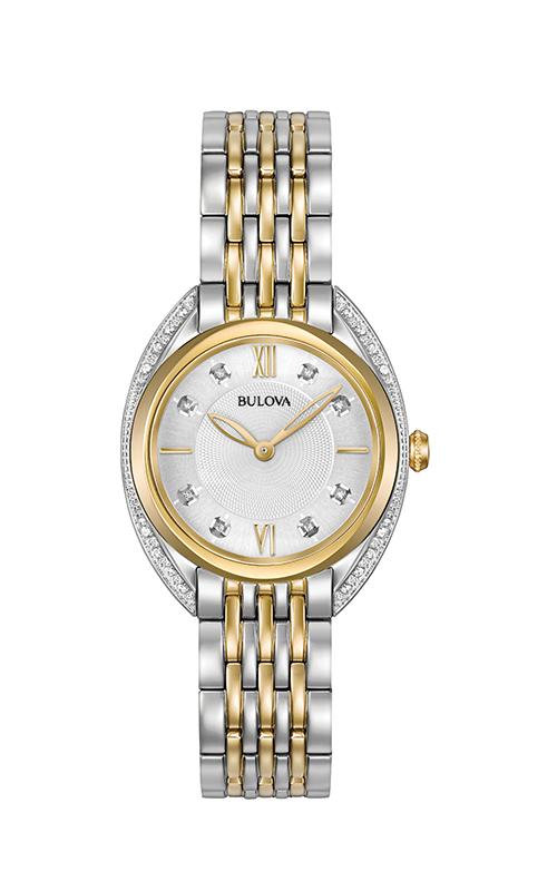 Bulova Diamond Watch 98R229 product image