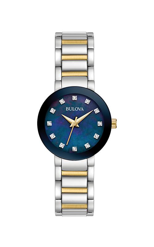 Bulova Diamond Watch 98P157 product image