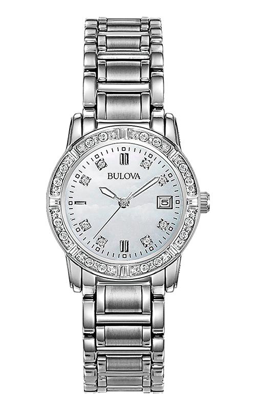 Bulova Diamond Watch 96R105 product image