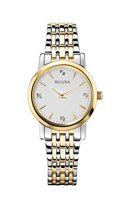 Bulova Diamond Watch 98P115 product image