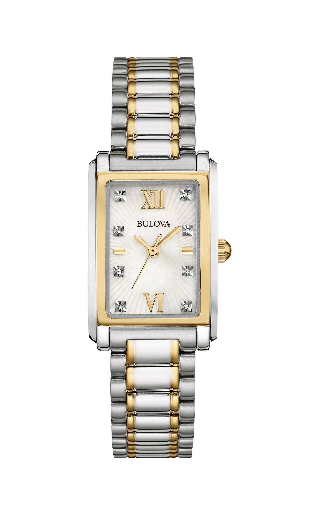 Bulova Diamond Watch 98P144 product image