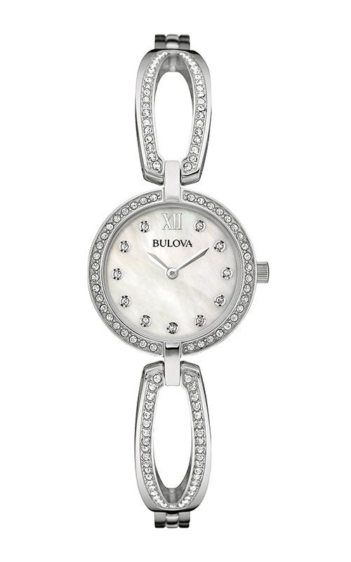 Bulova Crystal Watch 96L223 product image