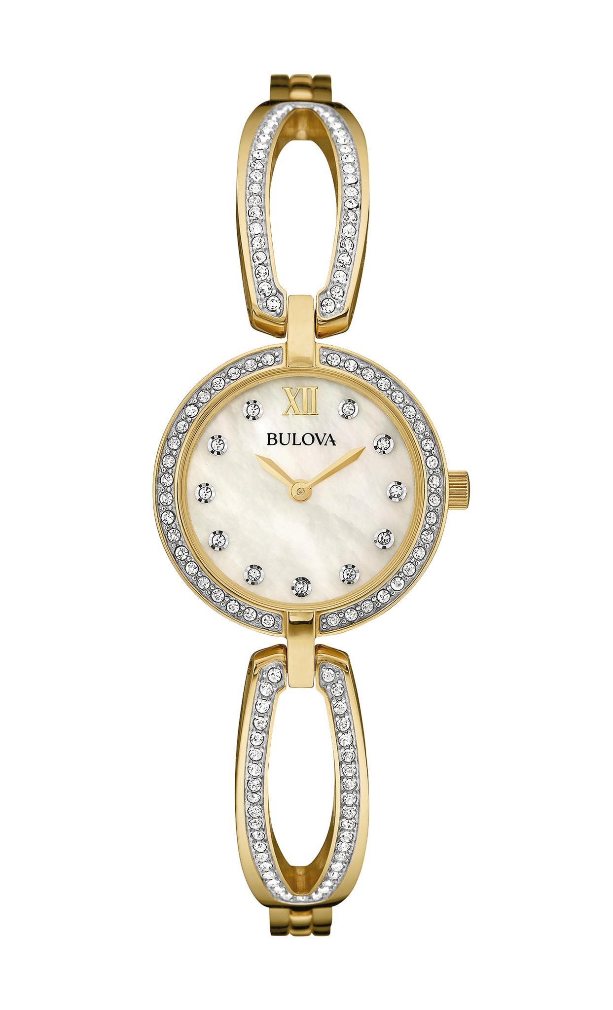 Bulova Crystal Watch 98L225 product image