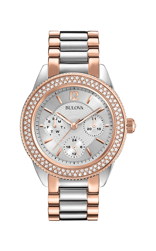 Bulova Crystal Watch 98N100 product image