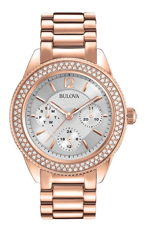Bulova Crystal Watch 97N101 product image