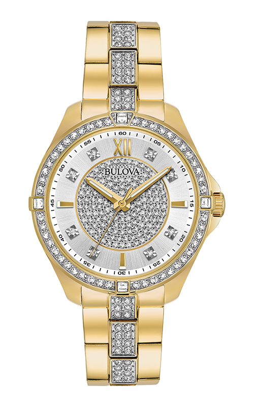 Bulova Crystal Watch 98L228 product image