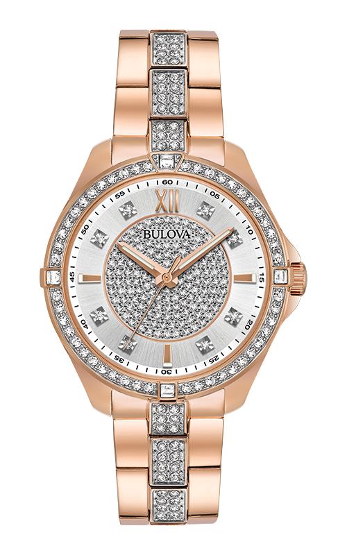 Bulova Crystal Watch 98L229 product image