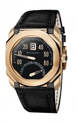 Bvlgari Retrogradi Watch BGOP38BGLDBR product image