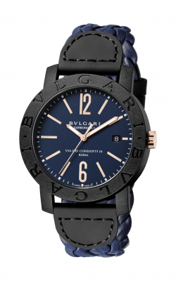 Bvlgari Bvlgari Carbon Gold Watch BBP40C3CGLD product image