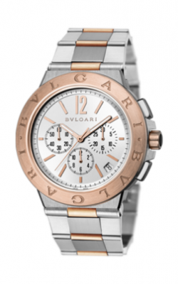 Bvlgari Diagono Velocissimo Watch DG41WSPGDCH product image