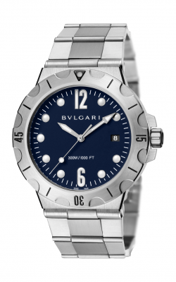 Bvlgari Diagono Scuba Watch DP41C3SSSD product image