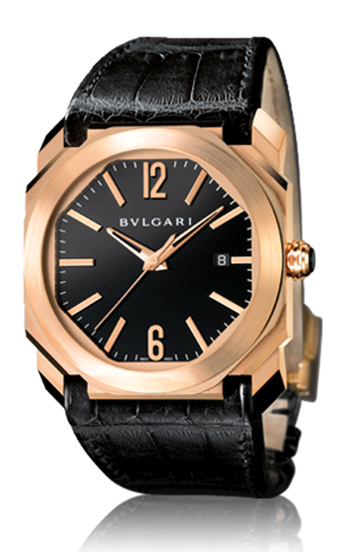 Bvlgari Solotempo Watch BGOP41BGLD product image