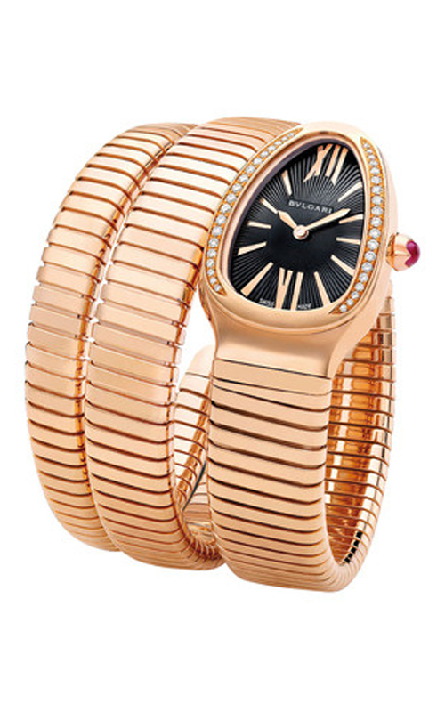 Bvlgari Tubogas Watch SPP35BGDG.2T product image