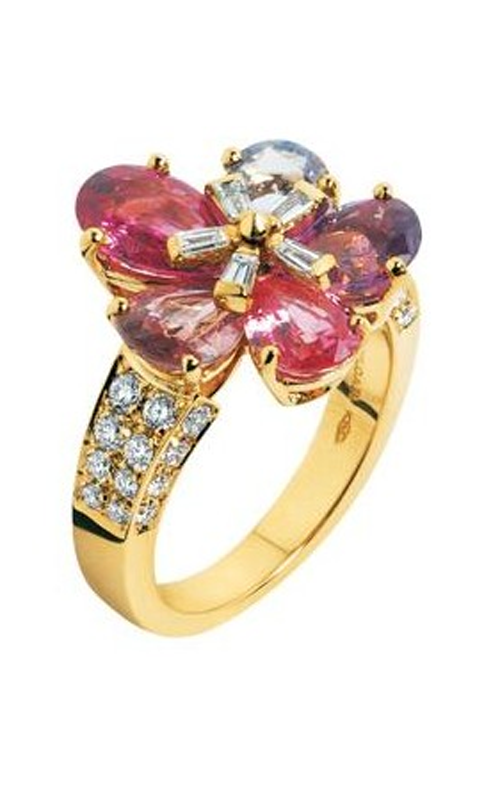 Bvlgari Sapphire Flower Fashion ring AN853208 product image