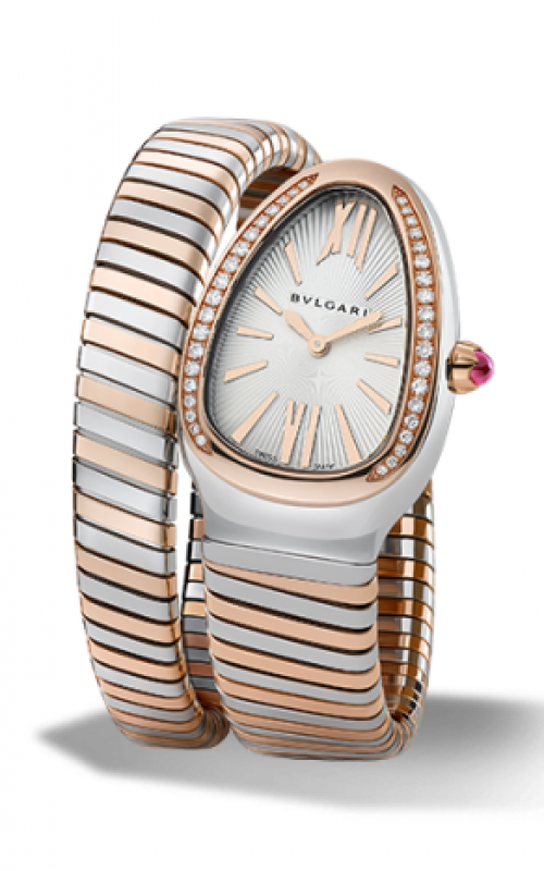 Bvlgari Tubogas Watch SP35C6SPGD.1T product image