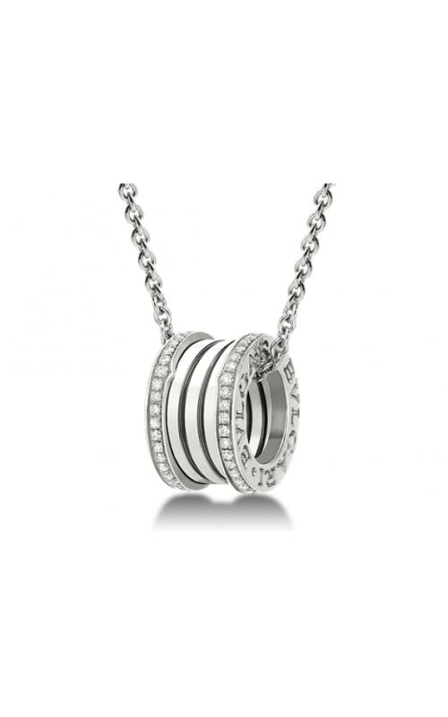 Bvlgari 350054 cl857027 necklace dejaun jewelers bvlgari bzero1 necklace 350054 cl857027 product image aloadofball Gallery